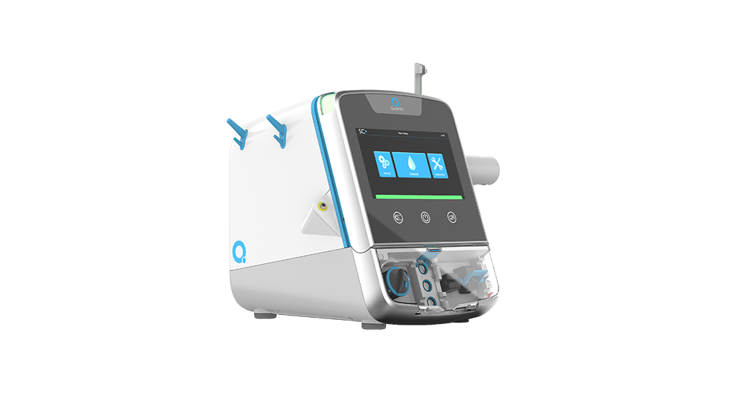 Quanta haemodialysis solution