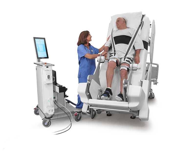Reactive Robotics Very early mobilization bed
