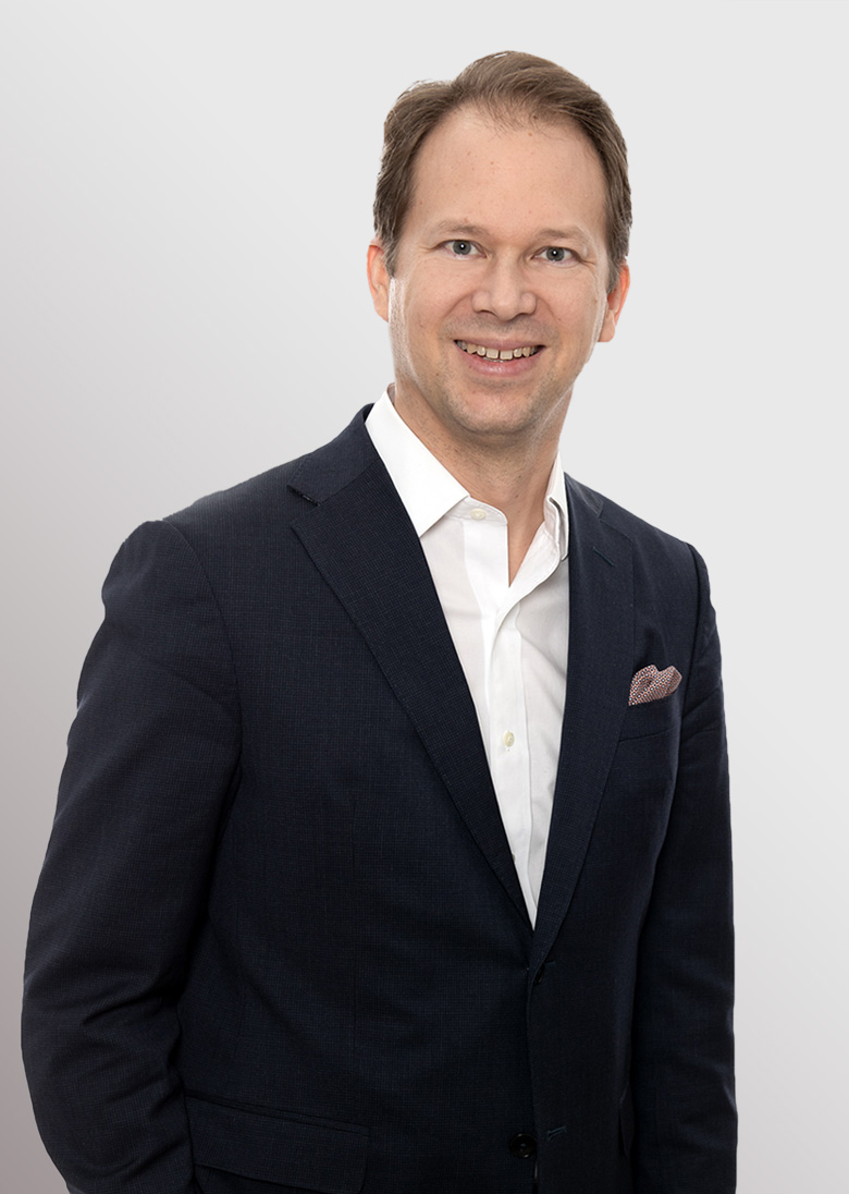 Dr. Christoph Kausch Portrait Board of directors